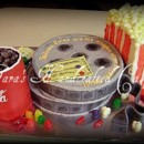 130x130 sq 1364935267214 movies cake2