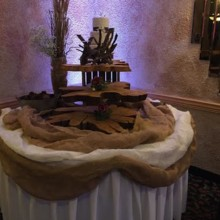220x220 sq 1498752428527 cake table