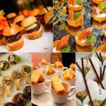 220x220 sq 1400018317911 appetizers cocktail wedding inspiration boa