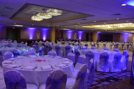 Hunterdon Ballroom at Holiday Inn Clinton-Bridgewater