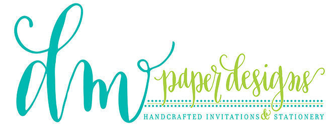Dm Paper Designs Invitations Fort Myers Fl Weddingwire