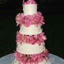 130x130 sq 1212767508348 4 tier pink flowers supreme pilot 4