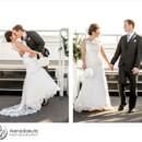 Romance out at sea for Jennifer & James' SOLARIS yacht wedding in Destin Florida.