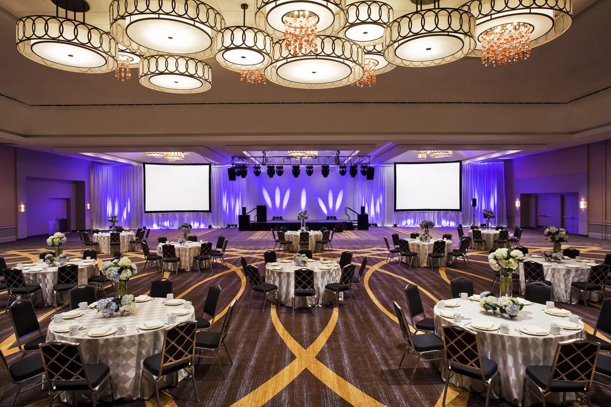Sheraton New Orleans Hotel Venue New Orleans La