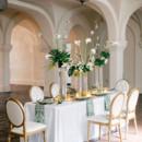 130x130 sq 1482944456828 green wedding shoes   boo cat club   table setting