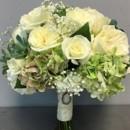 130x130 sq 1482944943992 nicole  matthew   bridal buquet   hydrangea succcu