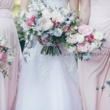 220x220 sq 1497512099979 blush wedding bouquets