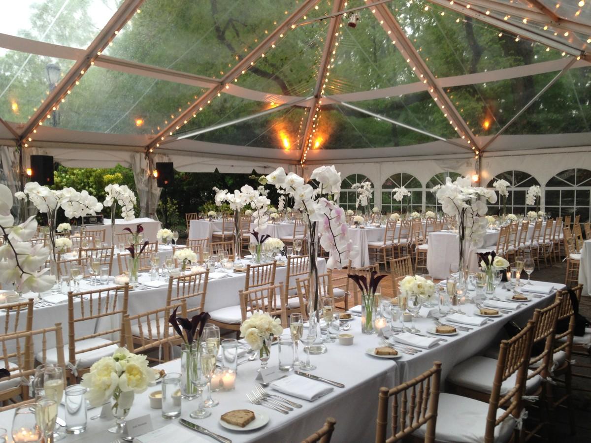 Urbane restaurant wedding