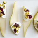 130x130 sq 1376869973653 pears goat cheese cranberry pistachios