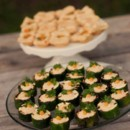 130x130 sq 1376870078659 hummus and zucchini cups