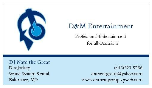 photo 3 of D & M Entertainment