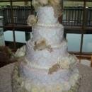 130x130 sq 1421352966501 patisserie roses wedding cake