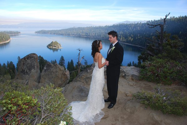 photo 6 of lake of the Sky Weddings