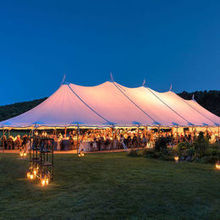 Rain or Shine Tent and Events & Sperry Tents Vermont - Event Rentals - Waitsfield VT - WeddingWire