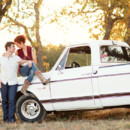 130x130 sq 1375229019946 18 engagement photo with pickup truck