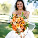 130x130 sq 1316372315023 enchantedfloristtennesseefarmweddingbridalbouquet