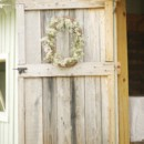 130x130 sq 1366738043976 babys breath wreath on barn door