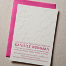 130x130 sq 1433887347903 bubbly modern wedding invitation1
