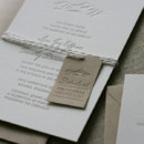 130x130 sq 1433887360473 elegant mountain wedding invitation2
