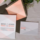 130x130 sq 1433887405622 woven lines modern invitation1