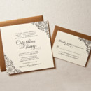 130x130 sq 1433887589553 floral corners wedding invitation1