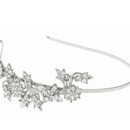 Grace 732  <br /> Swarovski Crystal Headband