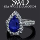130x130 sq 1371152511739 sapphire pear ring