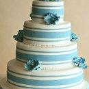 130x130 sq 1362760353215 blueweddingcake4