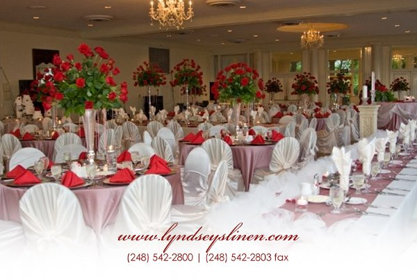 photo 1 of Lyndsey's Linen & Chair Covers
