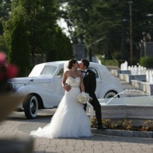 220x220 sq 1484407277392 bg kissing by fountain and rolls royce