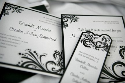 photo 2 of Recherché Custom Invitation Design