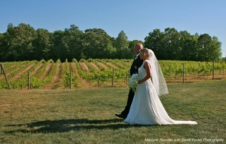 1276872790388 ViineyardCeremonysm Prince Frederick wedding venue
