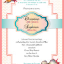 130x130 sq 1398436563404 seashell invite with ma