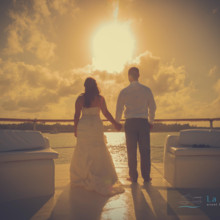 220x220 sq 1392600850640 la barcaza wedding boat wedding photography punta