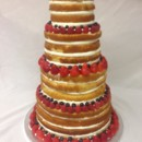 130x130 sq 1414420318317 naked wedding cake with berries