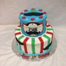 130x130 sq 1414422463278 mustache birthday cake