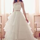 130x130 sq 1483129506812 style 4510 front paloma blanca wedding dress brida