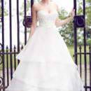 130x130 sq 1483129604141 style 4555 front paloma blanca wedding dress brida