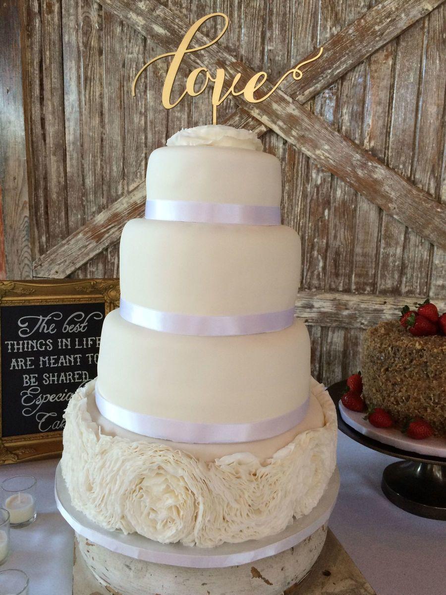cjscreativecakes.com - Wedding Cake - Dallas, TX - WeddingWire