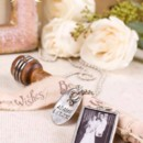 Jewel Kade Customizable Photo Charms and Jack Tags capture your treasured moments! A favorite of Brides everywhere! Jack Tag: https://alix.jewelkade.com/Shop/Product/MM00001 Photo Charms: https://alix.jewelkade.com/Shop/Category/333
