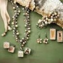 Glamour Pearls necklace set featuring Jewel Kade's beautiful Signature charms https://alix.jewelkade.com/Shop