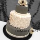 130x130 sq 1367879610634 sm ruffle cake