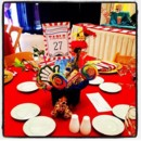 130x130 sq 1399957705398 circus theme table number