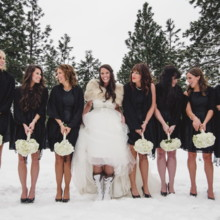 220x220 sq 1432541208026 kristin sutermeister wedding party with boots1