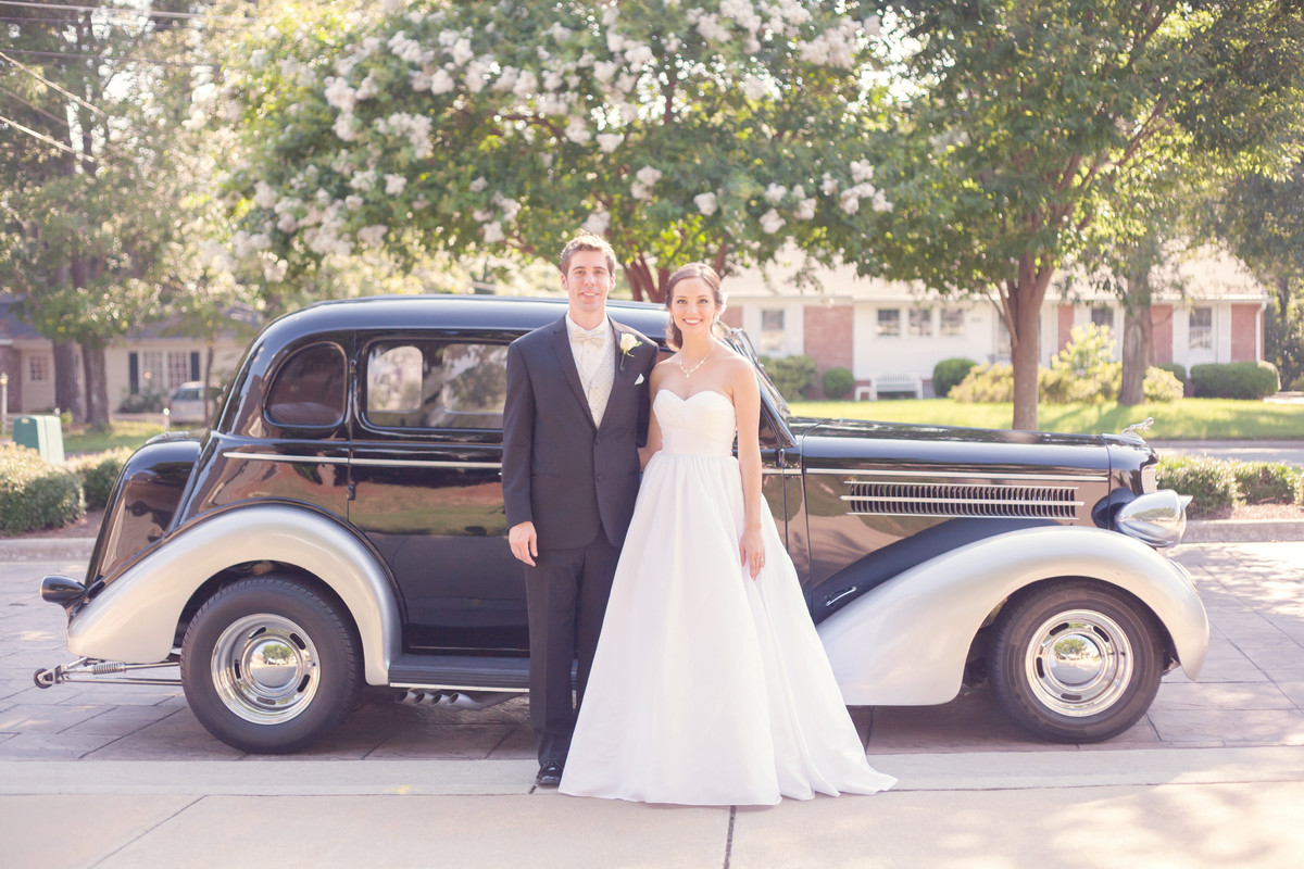 Dave\'s Classic Car Service - Transportation - Raleigh, NC - WeddingWire