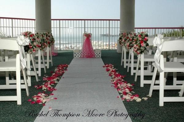 Gazebo Weddings In Myrtle Beach Sc