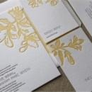 130x130 sq 1372207692504 olive graham letterpress wedding invitation