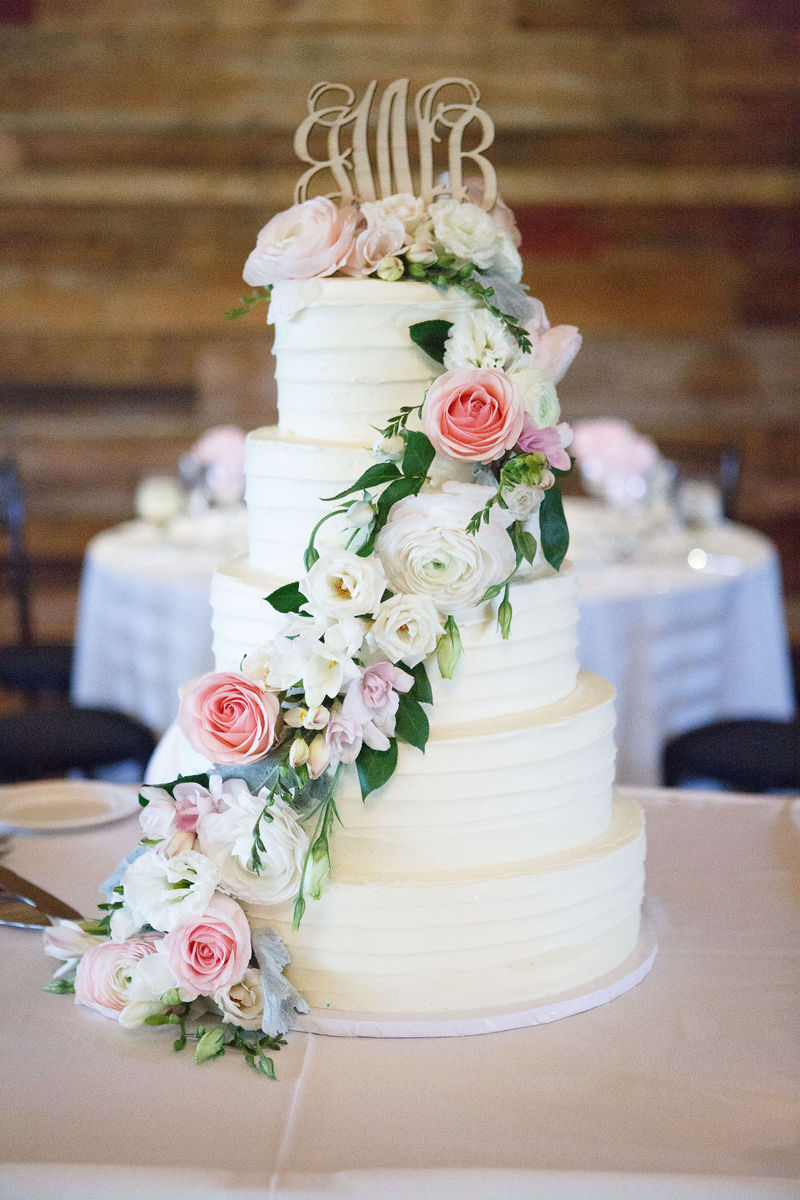 The Sugar Path - Wedding Cake - Geneva, IL - WeddingWire