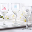 www.warmimpressions.com Personalized Wine Glass 8.5 oz