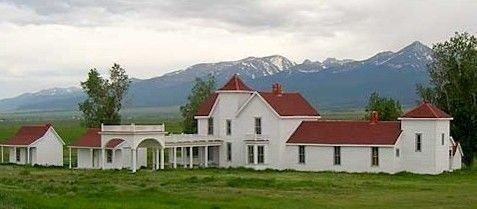 Historic Beckwith Ranch Venue Westcliffe Co Weddingwire